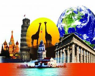 Turizm Seyehat Sektörü Web Tasarımı