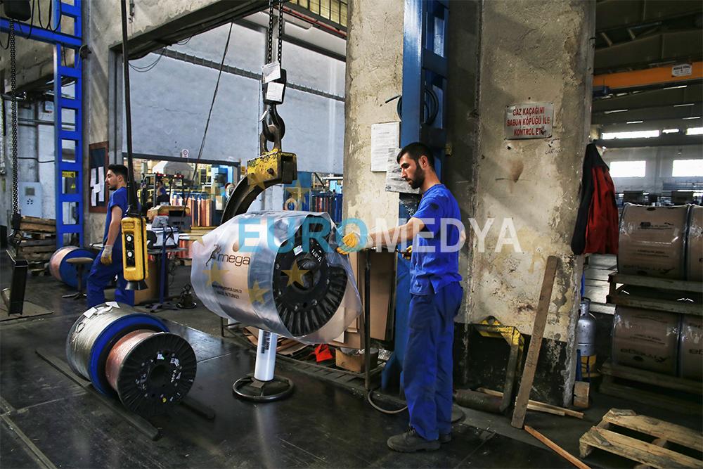 Endüstriyel Fotoğraf Çekimi 5 Euromedya - Mega Metal