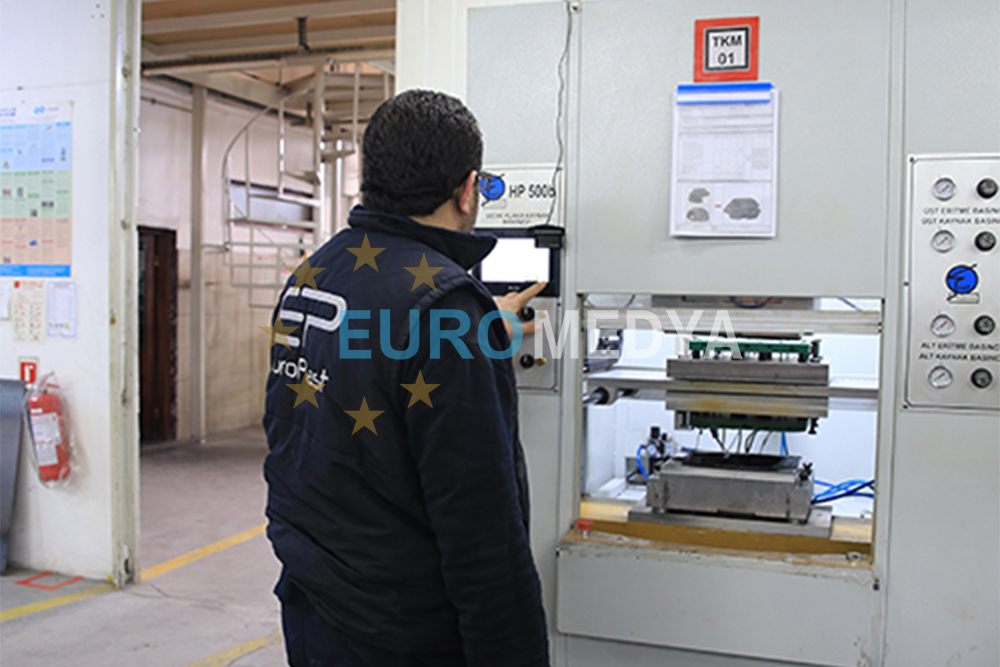 Endüstriyel Fotoğraf Çekimleri 5 Euromedya - Europlast