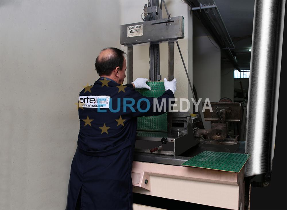 Endüstriyel Profesyonel Fotoğraf Çekimi 1 Euromedya - Arte Pcb
