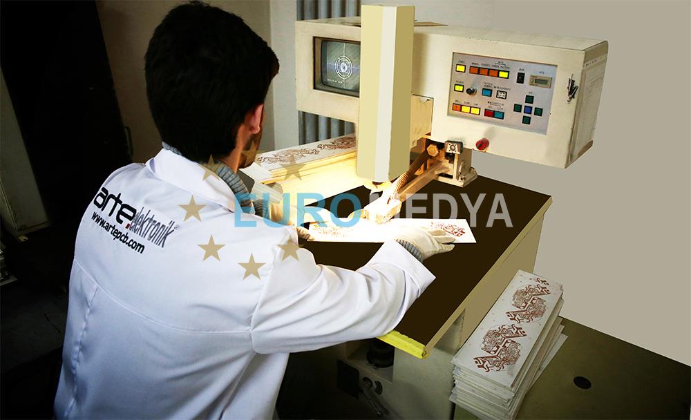 Endüstriyel Profesyonel Fotoğraf Çekimi 7 Euromedya - Arte Pcb