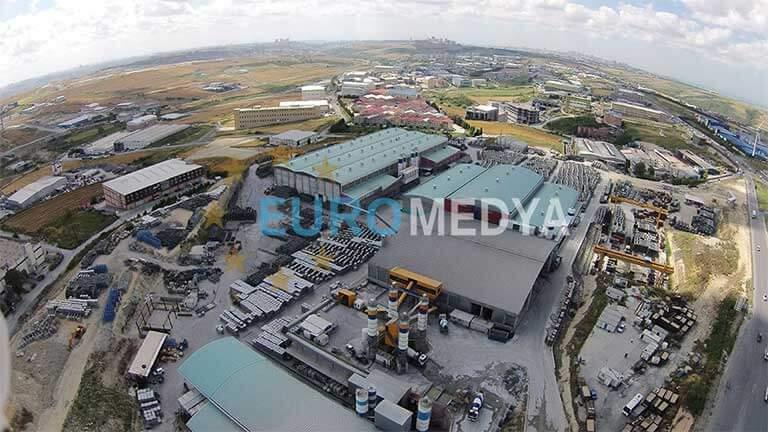 Helikopter Hava Çekimi 2 Euromedya - İston İBB