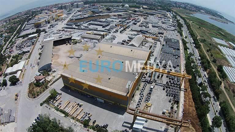 Helikopter Hava Çekimi 3 Euromedya - İston İBB