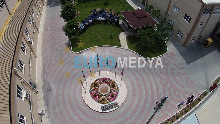 Helikopter Hava Çekimi 6 Euromedya - Mega Metal Kayseri