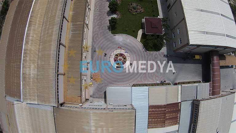 Helikopter Hava Çekimi 7 Euromedya - Mega Metal Kayseri